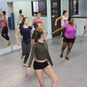 Retreat: Musical Theatre Jazz Dance<br>w/ The Studio Centre