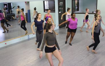 Retreat: Musical Theatre Jazz Dance<br>w/ The Studio Centre