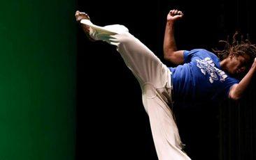 Retreat: Capoeira<br>w/ Van Robins