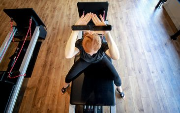 Retreat: IM=X Mat Pilates<br>w/ IM=X Pilates