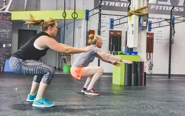 Retreat: Functional Movement<br>w/ Joust Strength + Fitness