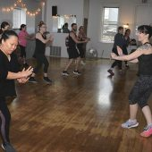 Retreat: Zumba<br>w/ Sheila May