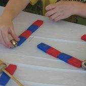 KidZone: UM Early Childhood Centers<br>Exploring Loose Parts