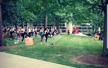 Retreat: Pure Barre Classic Class<br>w/ Pure Barre