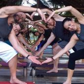 Retreat: Afro Vin Flow Yoga w/ Marty<br>World Music Celebration!