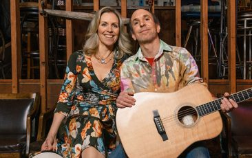 Dave Boutette and Kristi Lynn Davis