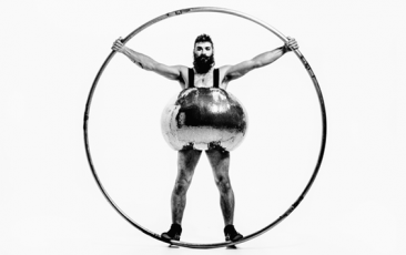 BARBU Electro Trad Cabaret<br>A Production of Cirque Alfonse