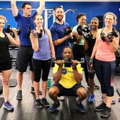 Retreat: 3N1 Fitness Revolution<br>with Eddie Brooks and Michelle Buggs
