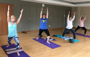 Retreat: Imagine Fitness and Yoga<br>with Samantha Lieberman