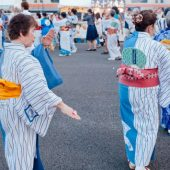 Retreat: Japanese Summer Dance<br>with Minae Sawai