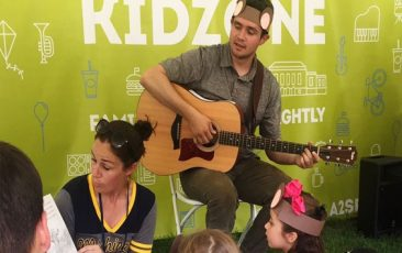 KidZone: Mary A. Rackham Institute (MARI)