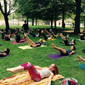 Retreat: MOVE Wellness<br>with Sarah Cohen