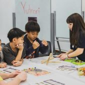 KidZone: Nam Center for Korean Studies