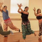 Retreat: Peachy Fitness<br>with Deepa