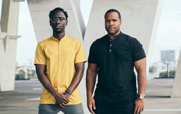 CANCELED: Black Violin: Impossible Tour<br>Presented in partnership with The Ark