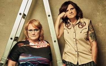 CANCELED: Indigo Girls: Look Long Tour<br>Presented in partnership with The Ark
