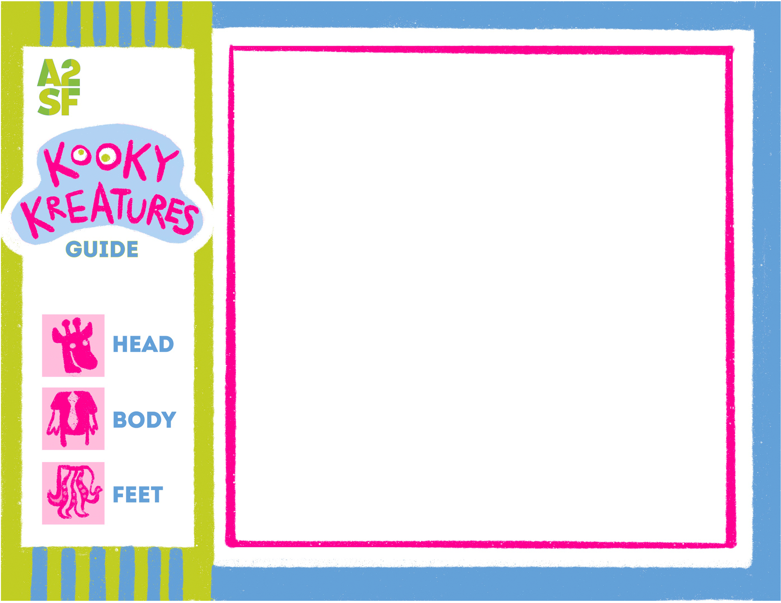 Kooky Kreatures Guide