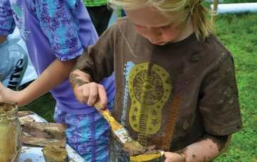 Kidzone (Virtual): International Mud Day Activities