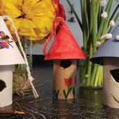 Kidzone (Virtual): Build a Birdhouse
