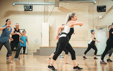 Retreat (Virtual): World Dance Workout