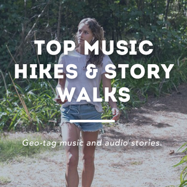 TOP Music Hikes & Story Walks