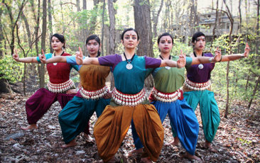 Annex (Virtual): Classical Indian Dance Performance<br>featuring Sreyashi Dey
