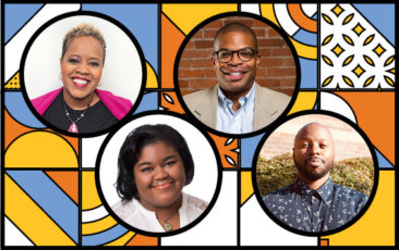 THE FUTURE OF THE ARTS MUST BE ANTIRACIST<br>A dialogue with Black arts leaders in Washtenaw County