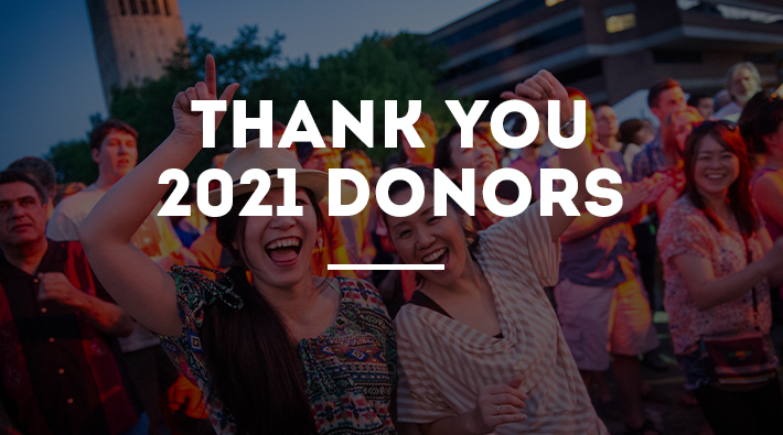 2021 Donor Thank You