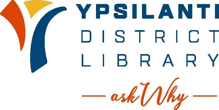 Ypsilanti District Library Logo